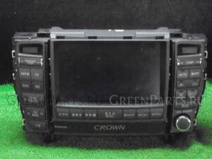 Автомагнитофон на Toyota Crown GRS182