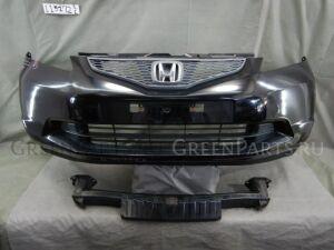 Бампер на Honda Fit GE6 L13A-400