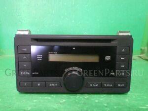 Автомагнитофон на Toyota Hiace TRH200V 1TR-FE