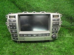 Автомагнитофон на Toyota Crown Majesta UZS186