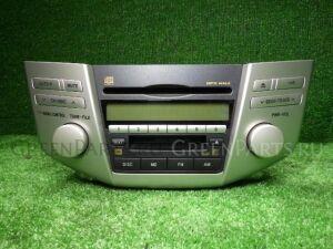 Автомагнитофон на Toyota Harrier GSU30W 2GR-FE