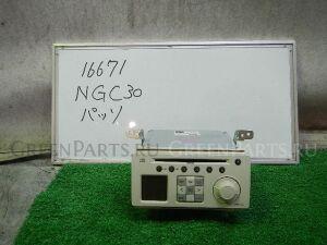 Автомагнитофон на Toyota Passo NGC30