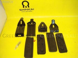 Брэкеты для базовых креплений багажников на Toyota Estima TCR2