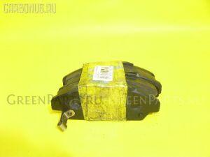 Тормозные колодки на Honda Accord CE4
