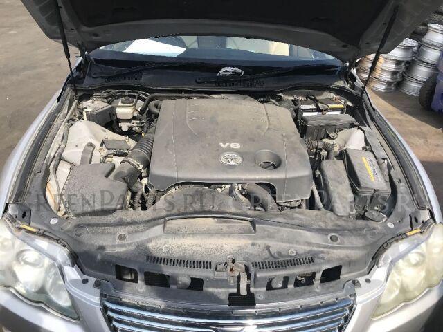 КОЖУХ ДВС на Toyota Mark X GRX120 4GR-FSE