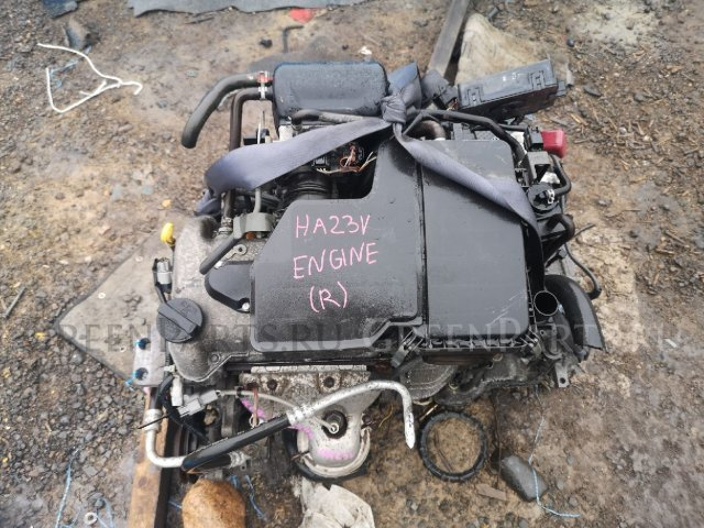 Двигатель на Suzuki Alto HA23V K6A 2675395