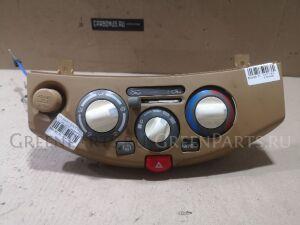 Блок управления климатконтроля на Nissan March K12 CR10DE