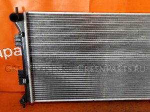 Радиатор двигателя на Kia Cerato G4FC 1.6, G4FD 1.6, G4KD 2.0