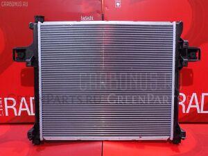 Радиатор двигателя на Jeep Commander XK EZB