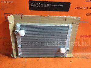 Радиатор двигателя на Bmw X5 E70 3.0