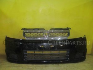 Бампер на Honda Stepwgn RF7