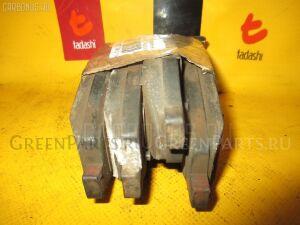 Тормозные колодки на Nissan Laurel HC34 RB20E
