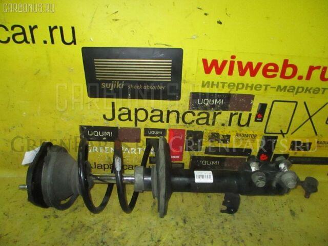 Стойка амортизатора на Toyota Wish ANE11W 1AZ-FSE