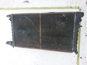 Радиатор на Citroen Saxo