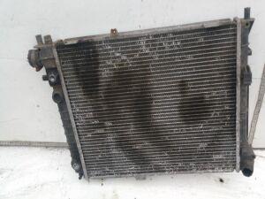 Радиатор на Volvo 850