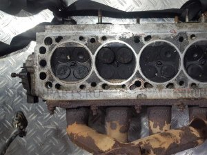 Головка блока цилиндров на Opel Astra