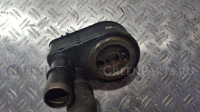 Масляный радиатор на Jaguar X-type