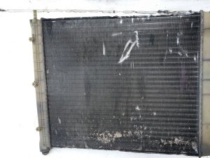 Радиатор на Fiat Brava