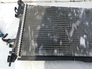 Радиатор на Fiat Fiorino