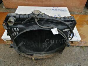 Радиатор вод на NISSAN DIESEL Condor CM87 FE6