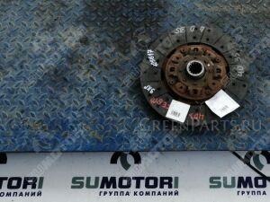 Диск сцепления на Mitsubishi fuso Canter FE648E 4D35
