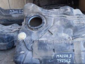 Бак топливный на Mazda 3 (BK)