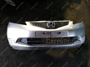 Бампер на Honda Fit GE6 L13A NH700M