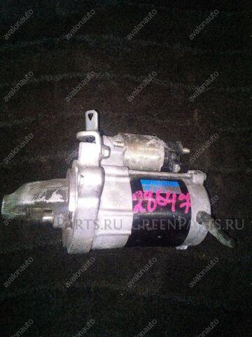 Стартер на Toyota Vitz KSP90 1KR